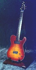 Foster Solid Body guitar